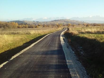 Chochołowsko-wierchowa z górskimi panoramami w gminie Czarny Dunajec