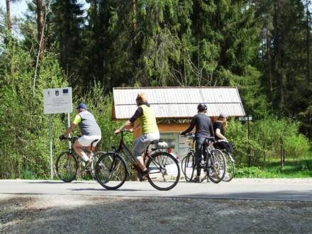 Miejska ścieżka rowerowa w Nowym Targu