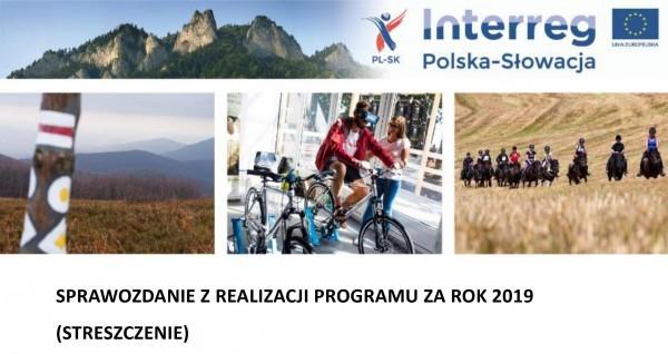 Projekt dotyczący Szlaku wokół Tatr wyróżniony w Sprawozdaniu z realizacji programu za rok 2019!