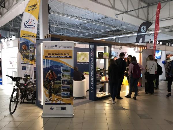 Szlak wokół Tatr na międzynarodowych targach turystycznych World Travel Show 2019!