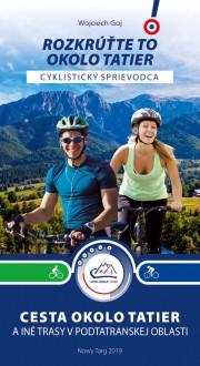 Cyklistický sprievodca Cestou okolo Tatier