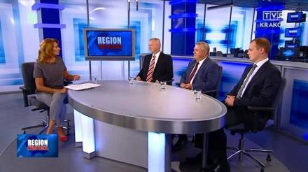 O Szlaku wokół Tatr na antenie TVP Kraków