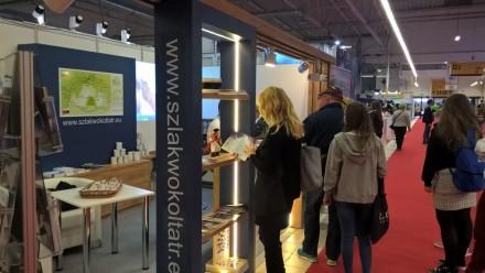 Ogromne zainteresowanie Szlakiem wokół Tatr na World Travel Show 2018