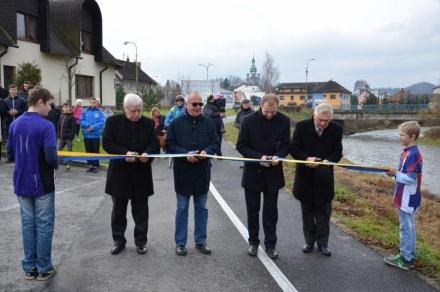 Otwarcie słowackiej części Szlaku wokół Tatr