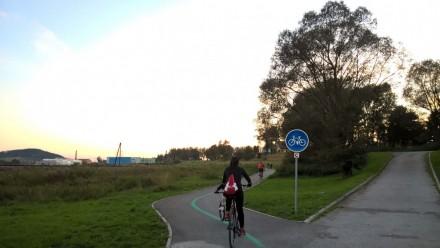 Pomiar ruchu rowerowego na Szlaku wokół Tatr