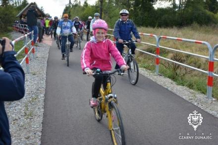 Rajd rowerowy z okazji otwarcia Szlaku wokół Tatr
