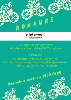 Rozstrzygnięcie konkursu na znak graficzny Szlaku wokół Tatr