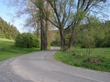 Ścieżka rowerowa Kieżmark - Zlatná