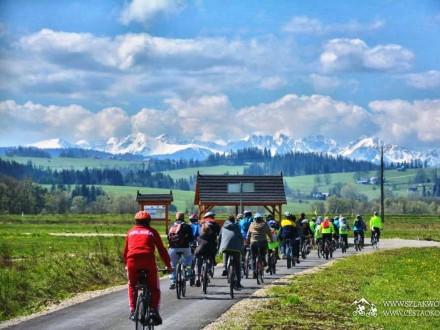 Szlak wokół Tatr jedną z najlepszych tras rowerowych w Polsce!