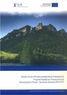 Szlak wokół Tatr w Unijnym Atlasie Polsko-Słowackiego Pogranicza