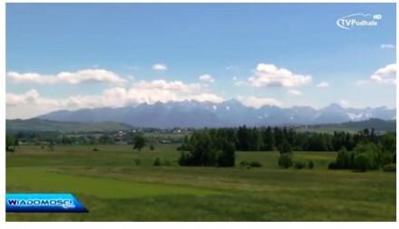 W Gminie Łapsze Niżne o Szlaku wokół Tatr