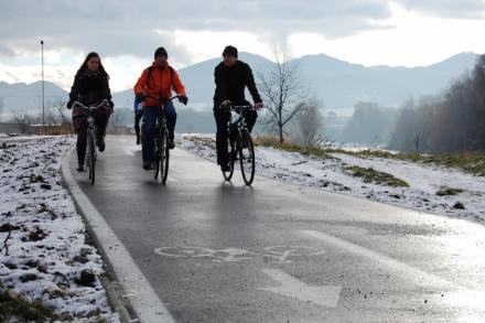 W Liptowskim Mikulaszu powstaną 2 miejsca odpoczynku dla rowerzystów