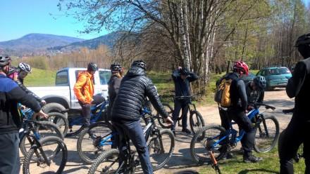 Warsztaty studyjne dotyczące turystyki rowerowej na polsko-słowackim pograniczu
