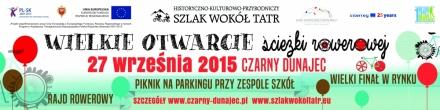 Wielkie otwarcie polskiej części Szlaku wokół Tatr