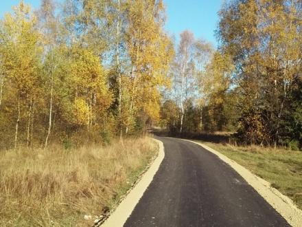 Złota rowerowa jesień w Gminie Czarny Dunajec