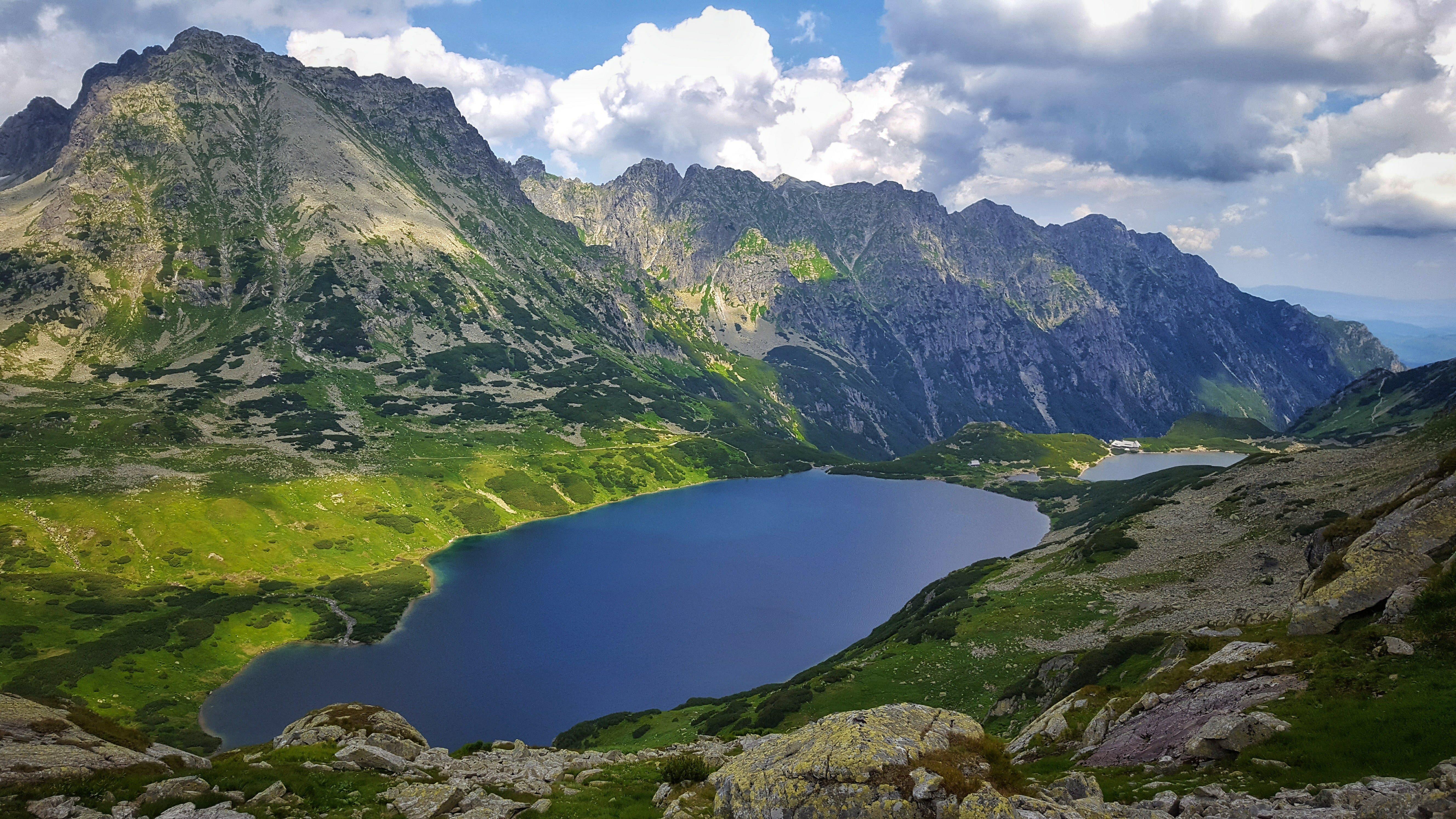 Morskie Oko i Dolina Pięciu Stawów Polskich