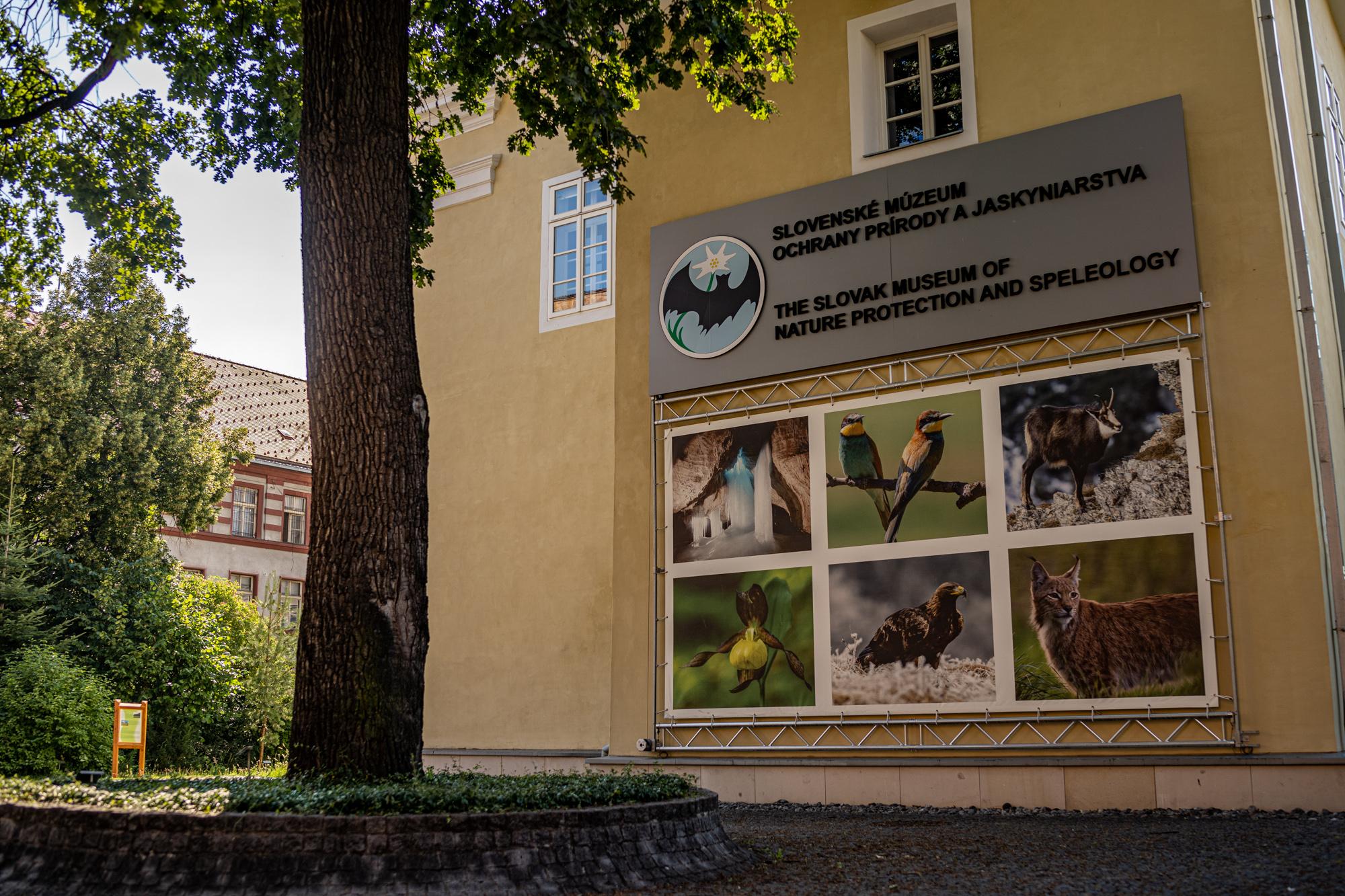 Słowackie Muzeum Ochrony Przyrody i Speleologii