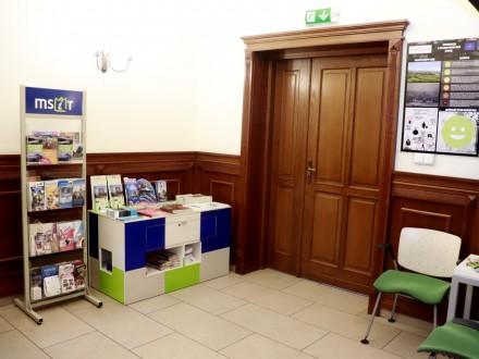 Punkt Informacji Turystycznej w Nowym Targu