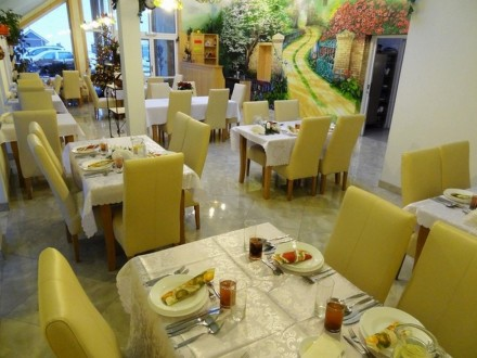 Pensjonat i Restauracja Tajemniczy Ogród