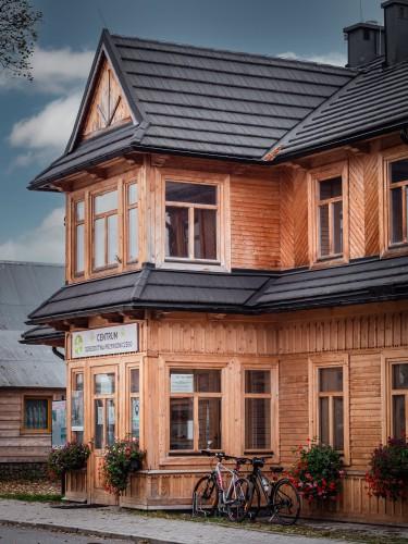 Centrum Promocji i Ochrony Torfowisk w Chochołowie